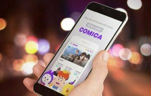 Comica application