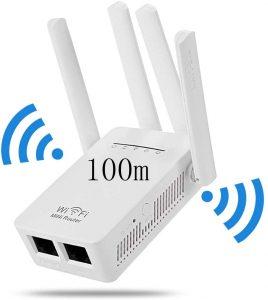 répéteur wifi différence entre routeur, amplificateur et répéteur